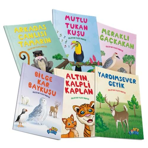 AFS Çocuk Hikayeleri 6 lı Set