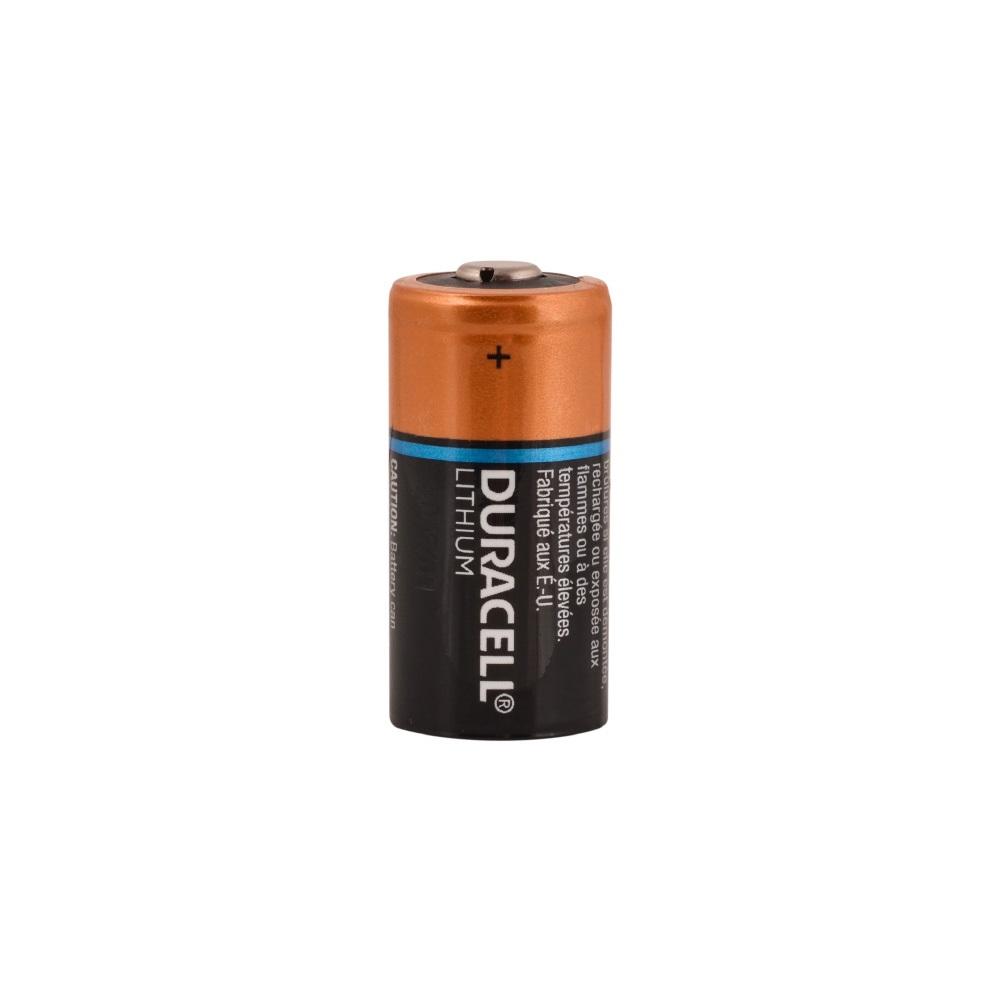 Duracell CR123A Lithium CR17345 3V Pil ( Bulk - Dökme )