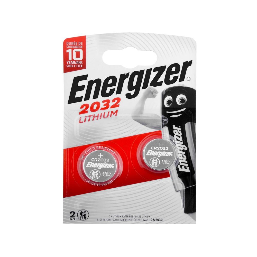Energizer CR2032 Lithium Pil 2li Blister