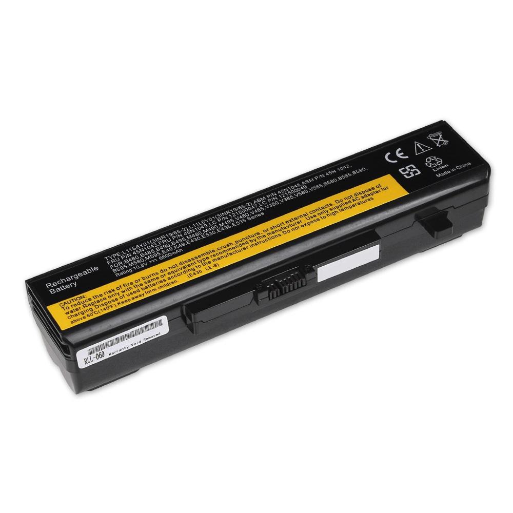 Retro Lenovo RLL-060 Notebook Bataryası