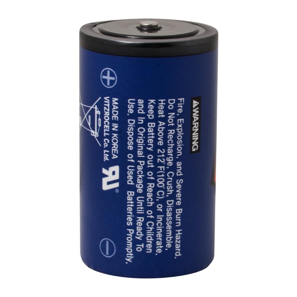 Tekcell 3.6V SB-D02 - D Size Li-SOCI2 Lithium Pil