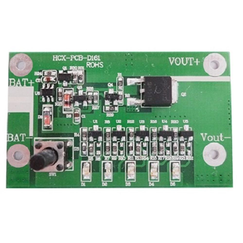 Power-Xtra Ni-Mh (10Cell) Kapasite Göstergesi