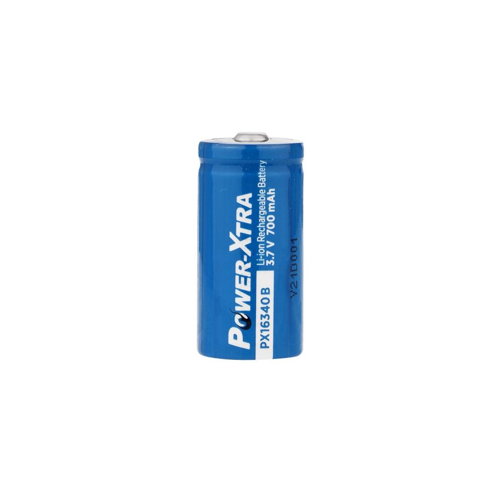 Power-Xtra PX16340B - 3.7V 700 Mah Li-ion Şarjlı Pil - 3C