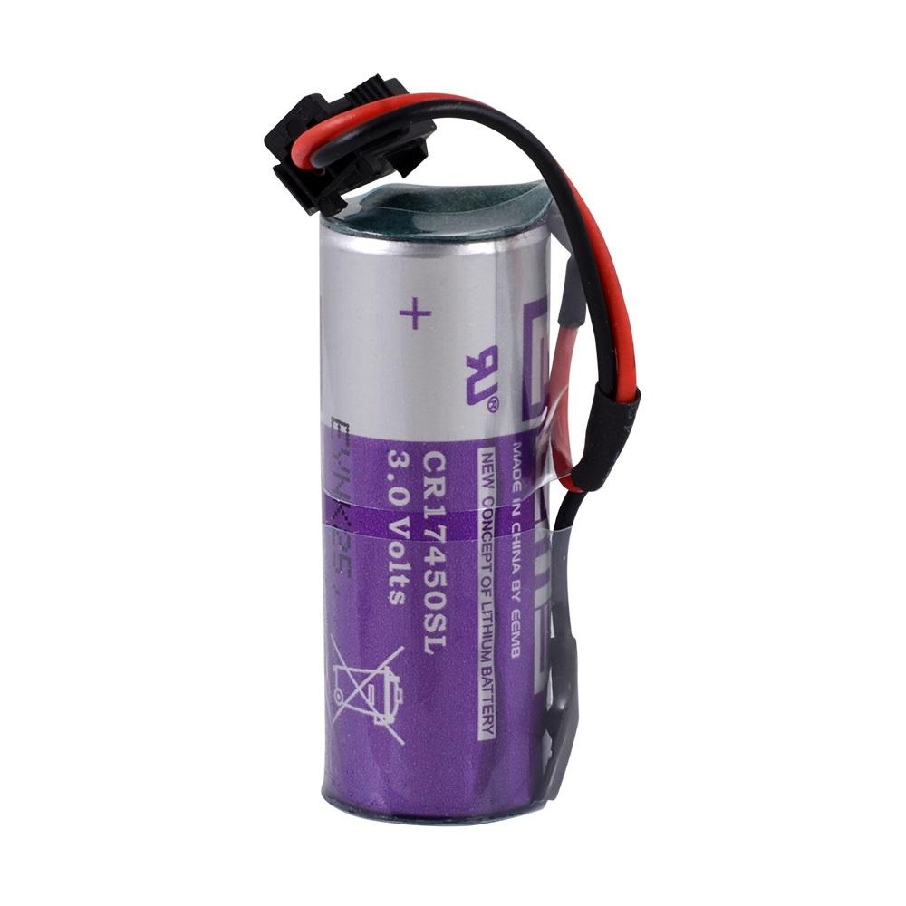 EEMB 3.0V CR17450SL Lithium Pil (Soketli)