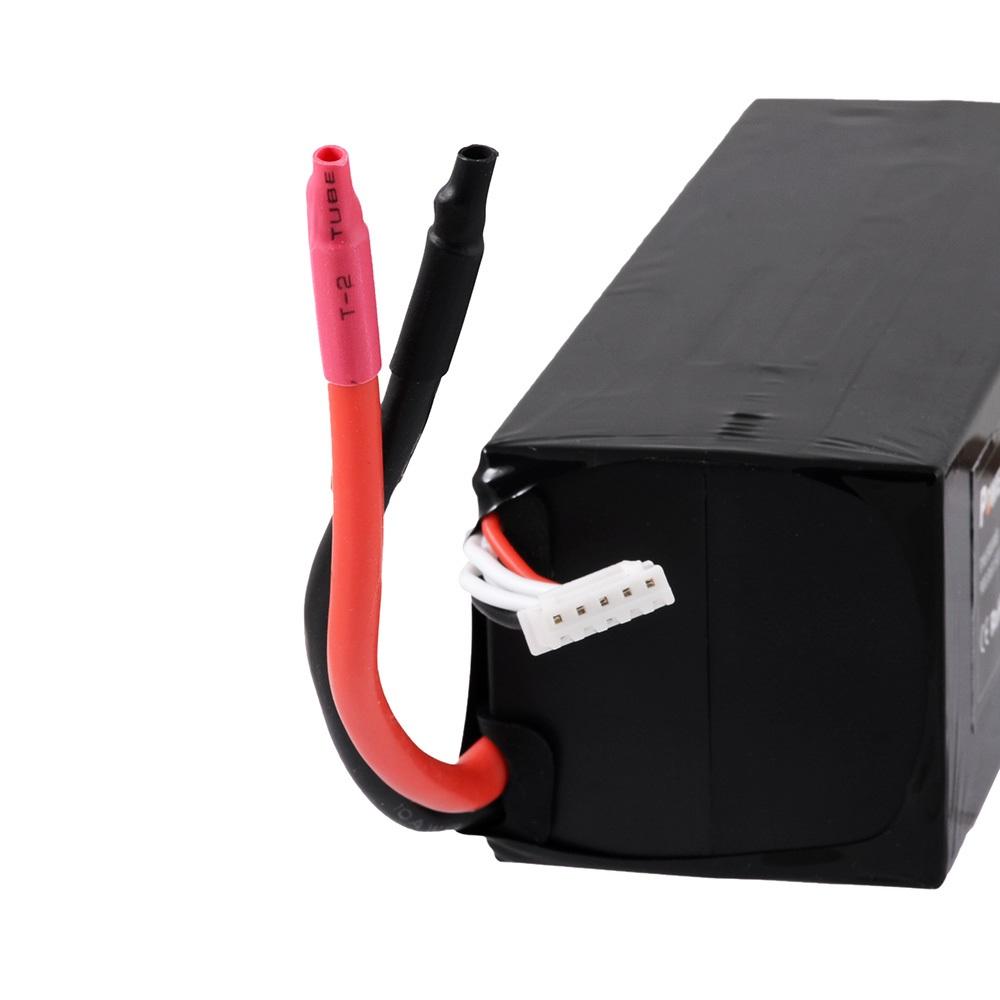 Power-Xtra PX6500WB 14.8V 4S2P 6500 mAh (55C) Li-Polymer Pil