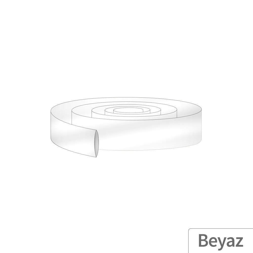 Power-Xtra 18mm 10 Metre PVC Heat Shrink Beyaz