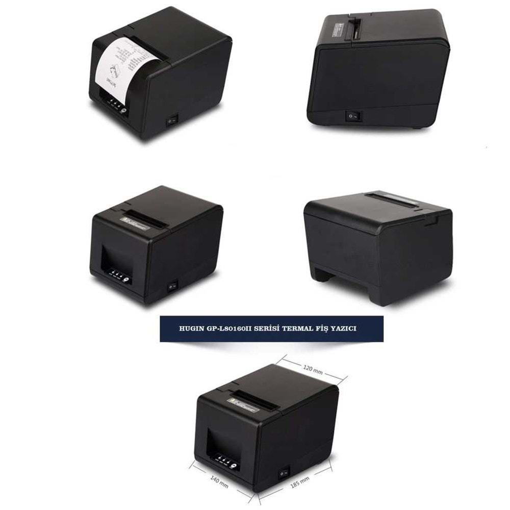 Hugin GP-L80160II (USB+Seri)
