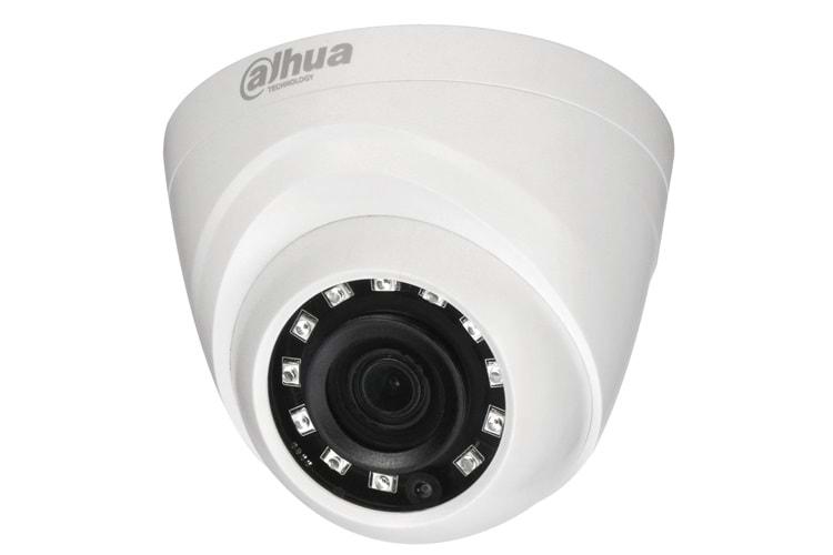 < DAHUA HAC-HDW1200R-0280B 2MP HDCVI IR Eyeball Kamera