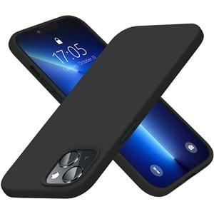 iPhone 13 6.1' Kılıf,Premium Lansman Siyah