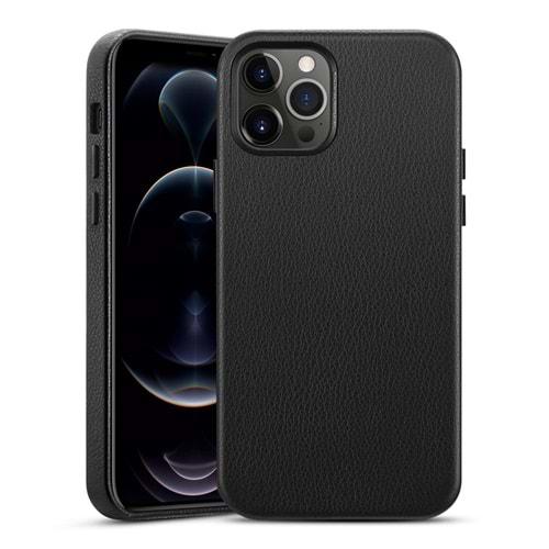 ESR iPhone 12 Pro Kılıf,Metro Premium Siyah