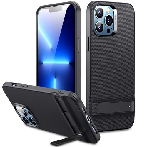 ESR iPhone 13 Pro Max Kılıf,Air Shield Boost Siyah