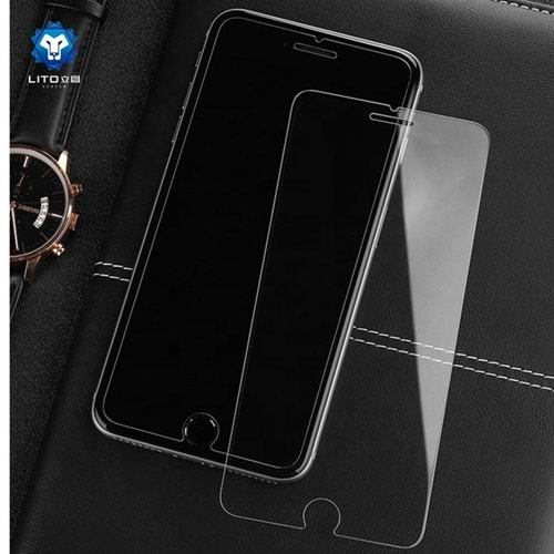Lito Apple iPhone 7 Plus / 8 Plus Cam Ekran Koruyucu