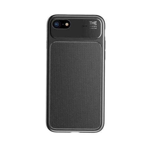 Baseus Knight iPhone 7 2020 Kılıf Siyah