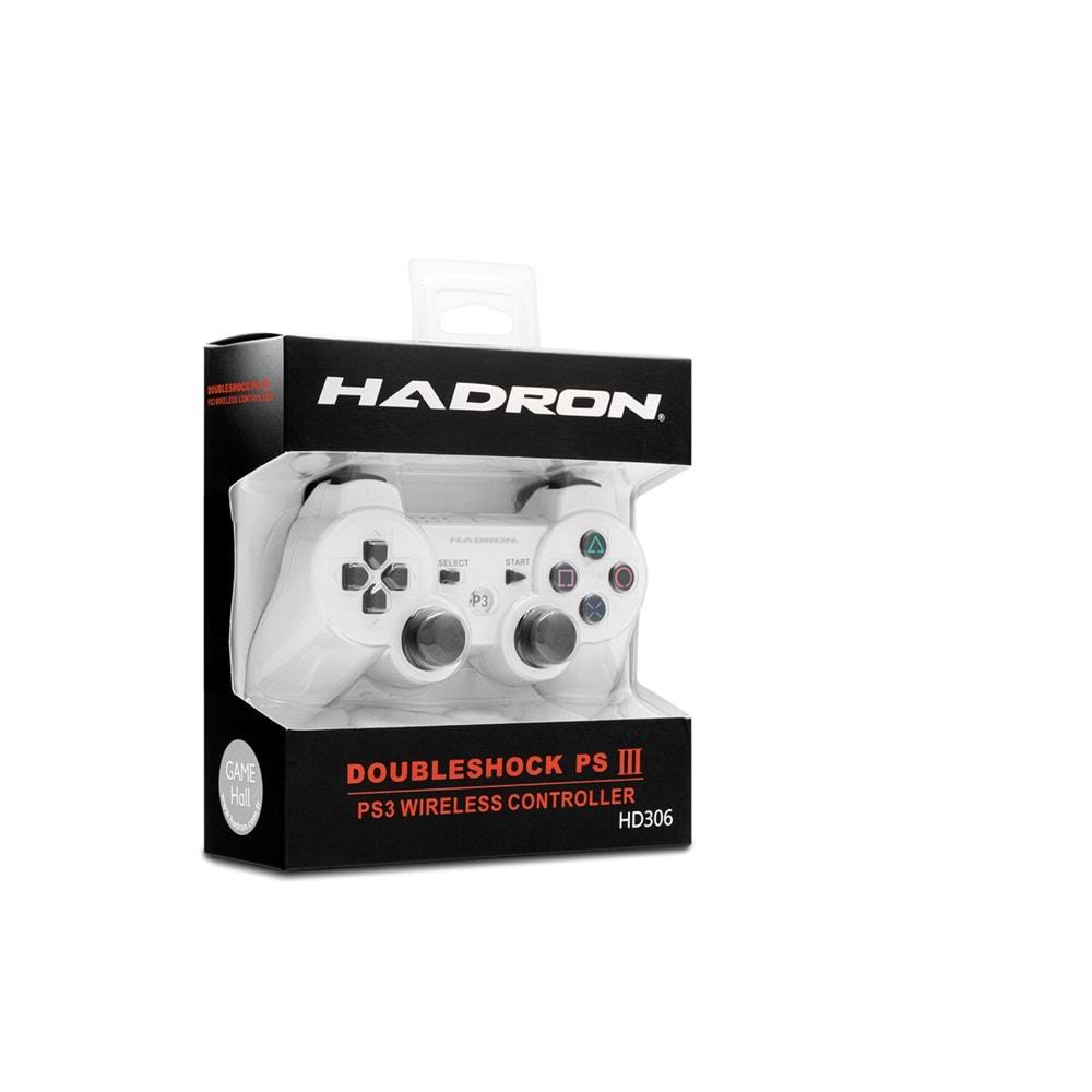 HADRON HD306B OYUN KOLU PS3 BEYAZ