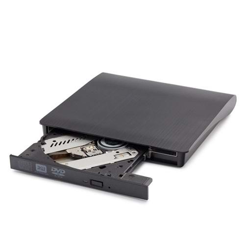 HADRON HDX1759(990) DVD-RW HARİCİ USB 3.0 12.7MM